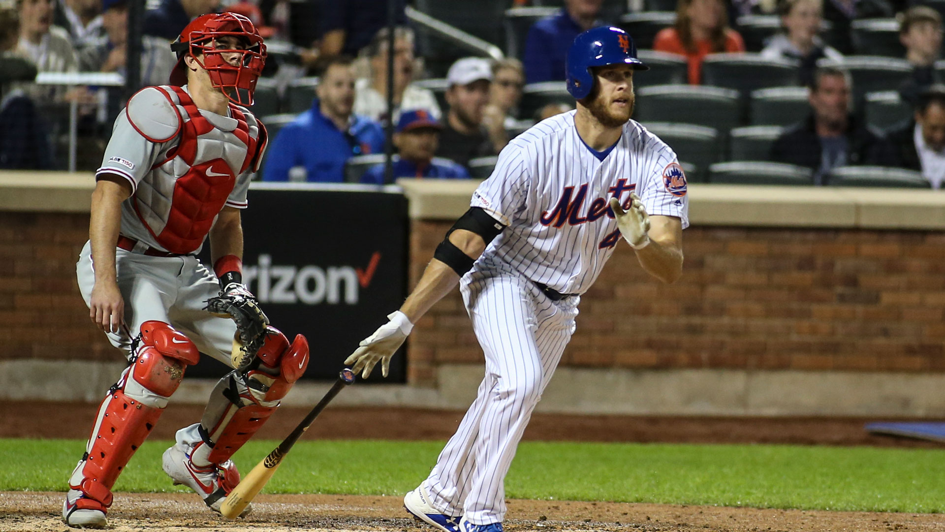 Zack Wheeler makes the wheels fall off for Phillies after career night
