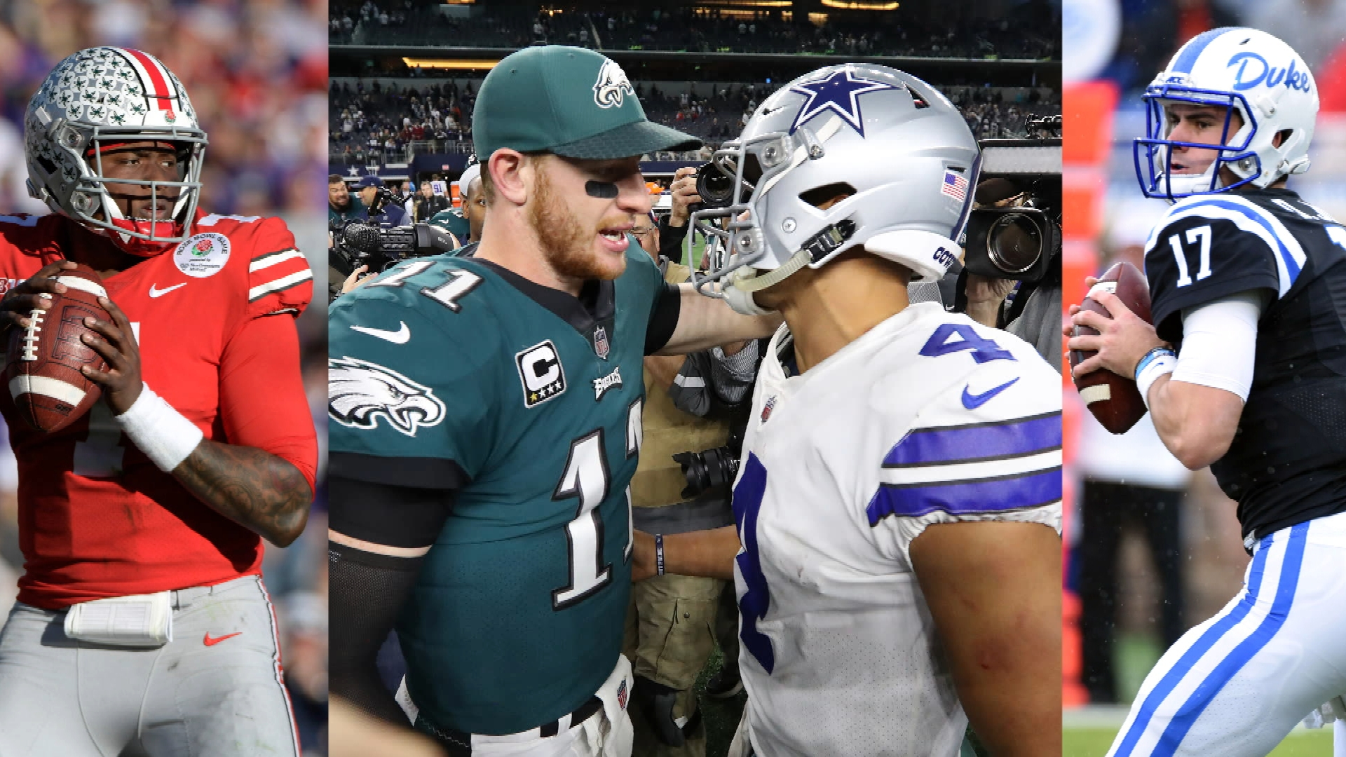 NFC East headed for an arms race after first round of draft?