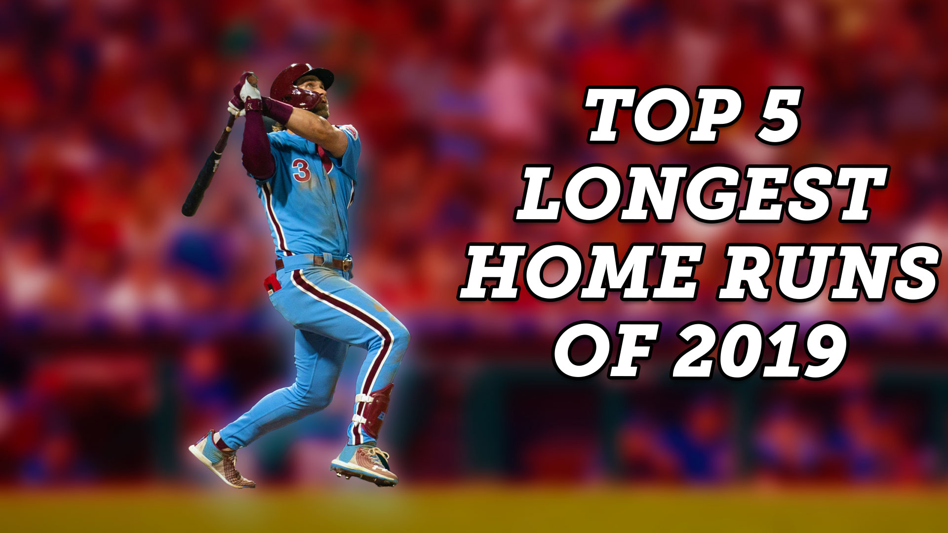 Ranking the farthest Phillies home runs of the 2019 season