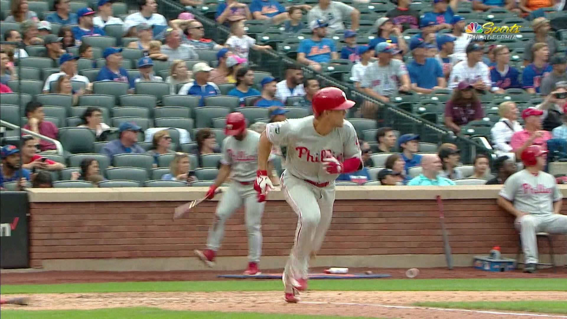 Phillies open in Pittsburgh with a convincing 6-1 win over