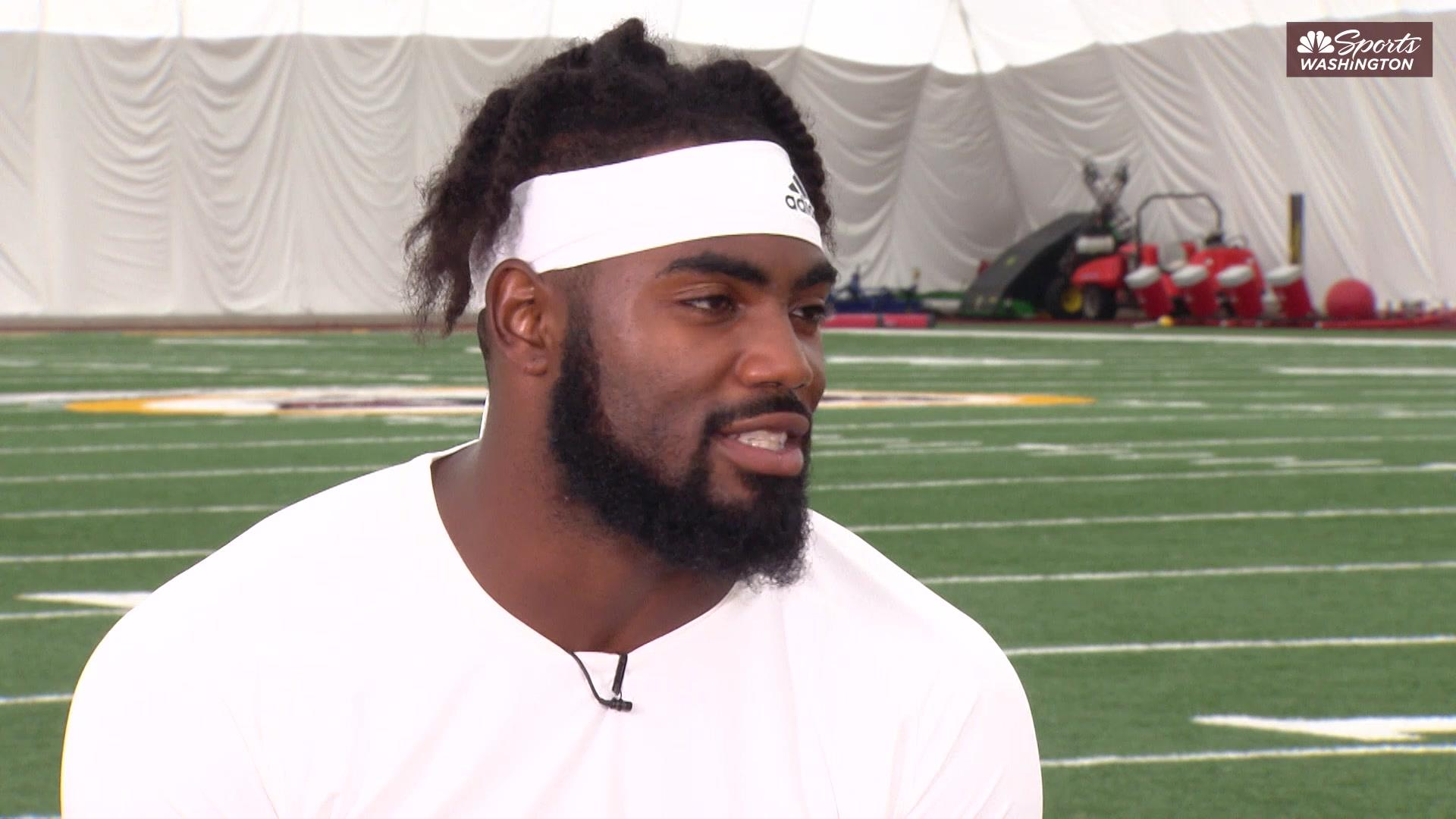 Exclusive: JP Finlay sits down with Landon Collins